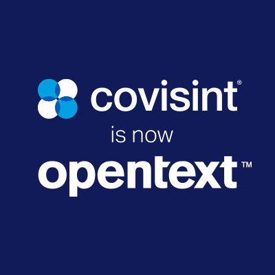 Covisint is now OpenText